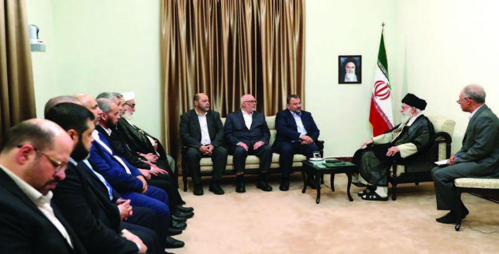 تركيا تتوجس من التقارب بين إيران وحماس