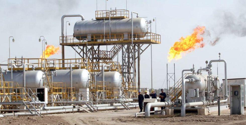 النفط : لا حرق للغاز المصاحب منتصف 2022