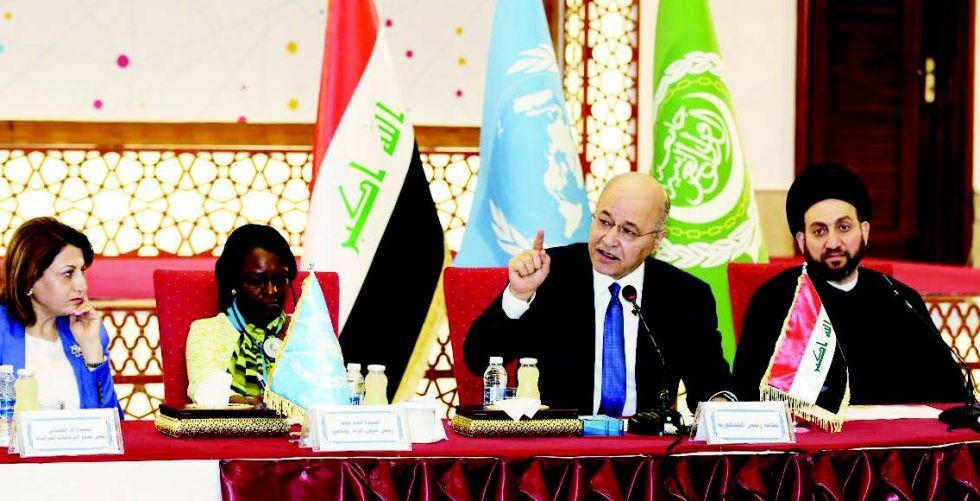 صالح: المعارضة السياسية ستوجه الأمور بالاتجاه الصحيح