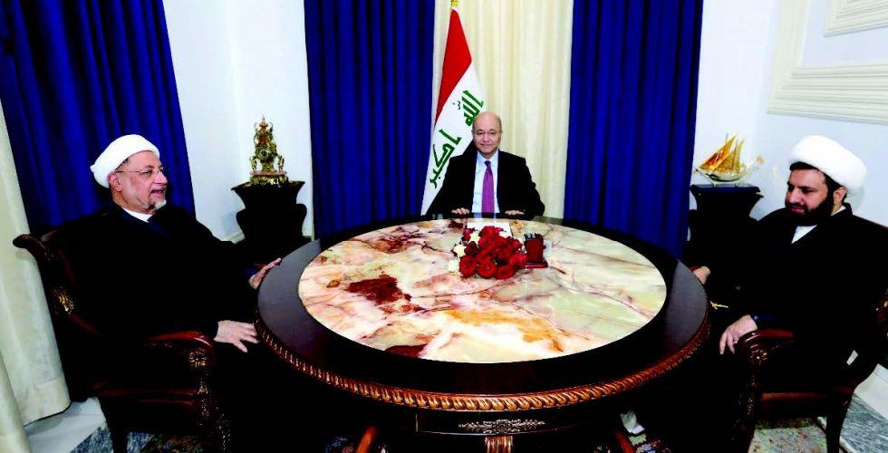 صالح يثمن جهود الهيئة العليا للحج والعمرة