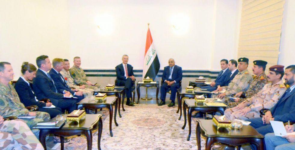 عبد المهدي: العراق لا يمكن أن يتسبب بأذى لجيرانه