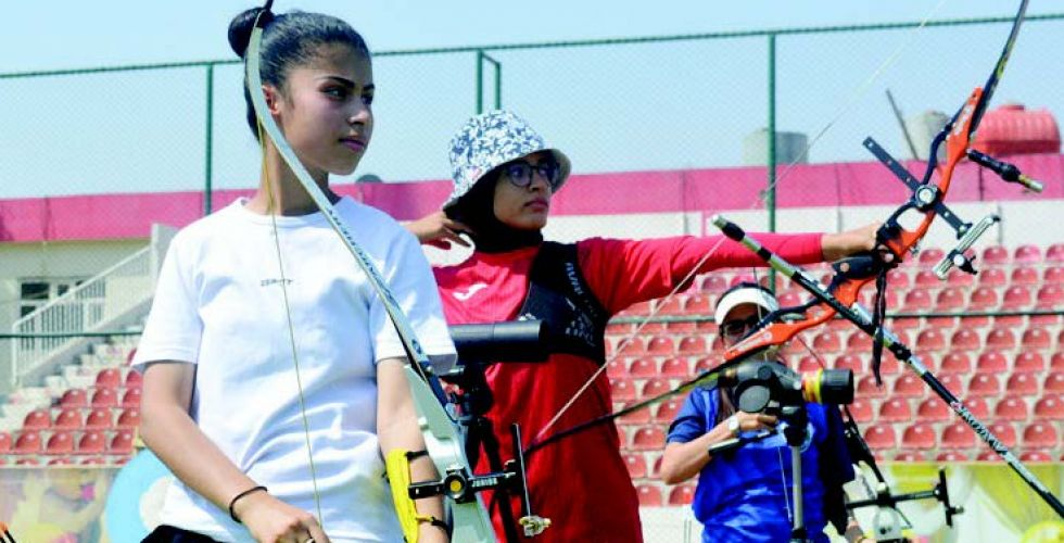 انطلاق منافسات الأندية العربية بالقوس والسهم