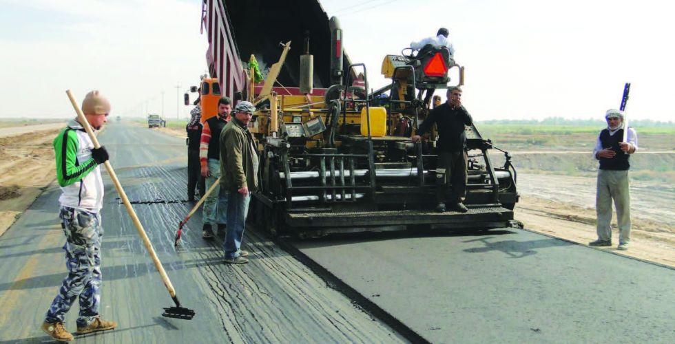 حملة لصيانة طرق تربط العاصمة بالمحافظات