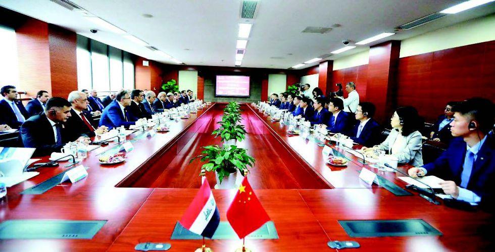 غداً.. اتفاقيات مهمة بين العراق والصين