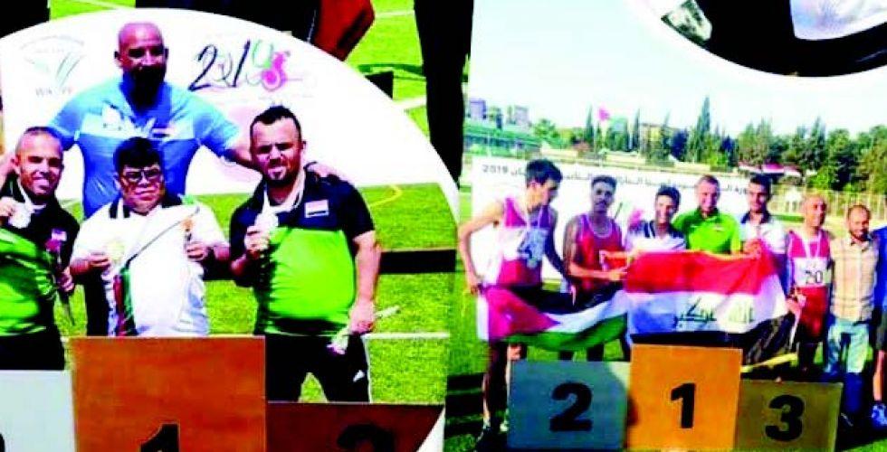 مشاركة دولية لألعاب القوى في دبي