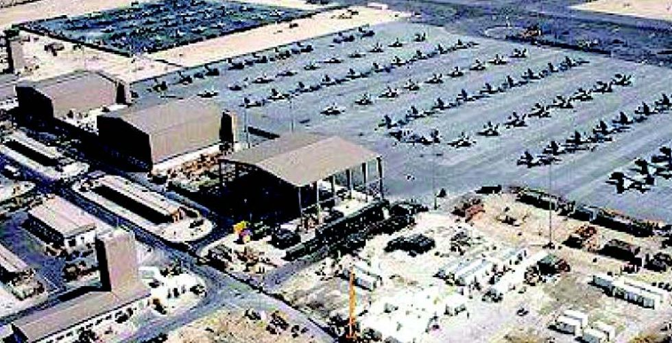 أكبر قاعدة أميركية في الشرق الأوسط تزداد توسعاً
