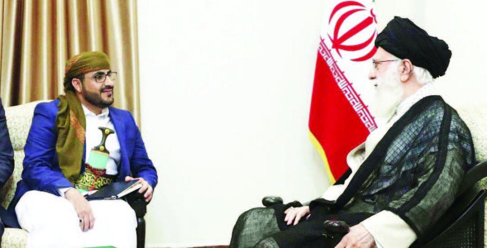 ترحيب ايراني بدعوات التهدئة السعودية