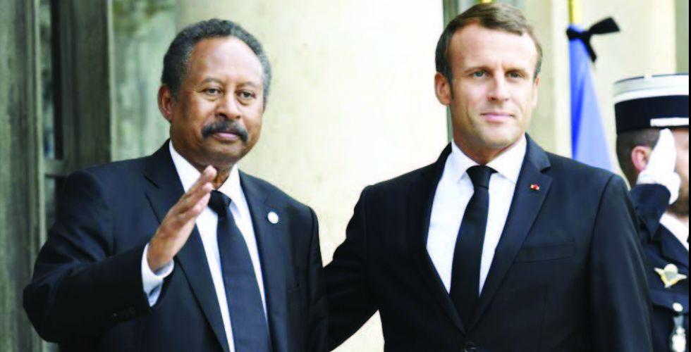 برعاية فرنسية.. مؤتمر دولي لدعم السودان قريبا