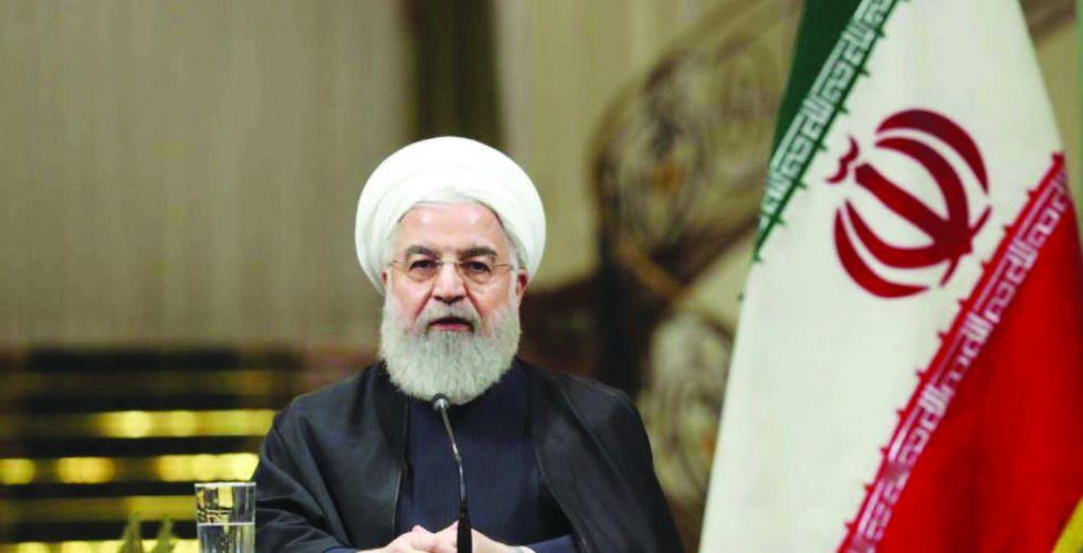 روحاني: طهران قبلت بالمشروع الفرنسي لكن أميركا أفشلته