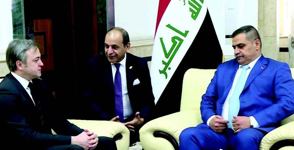 العراق يبدأ تحركات لشراء رادارات فرنسية