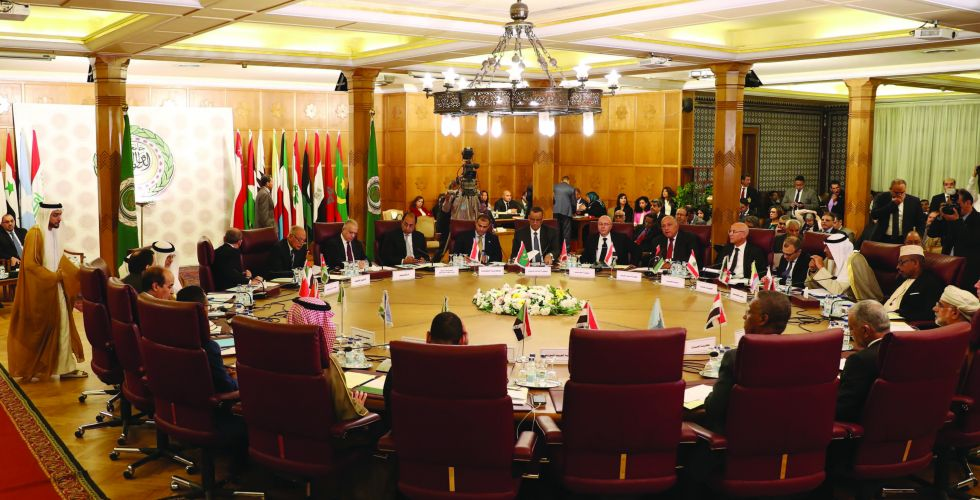 العراق يتبنى مشروعاً لإعادة سوريا لأحضان الجامعة العربية