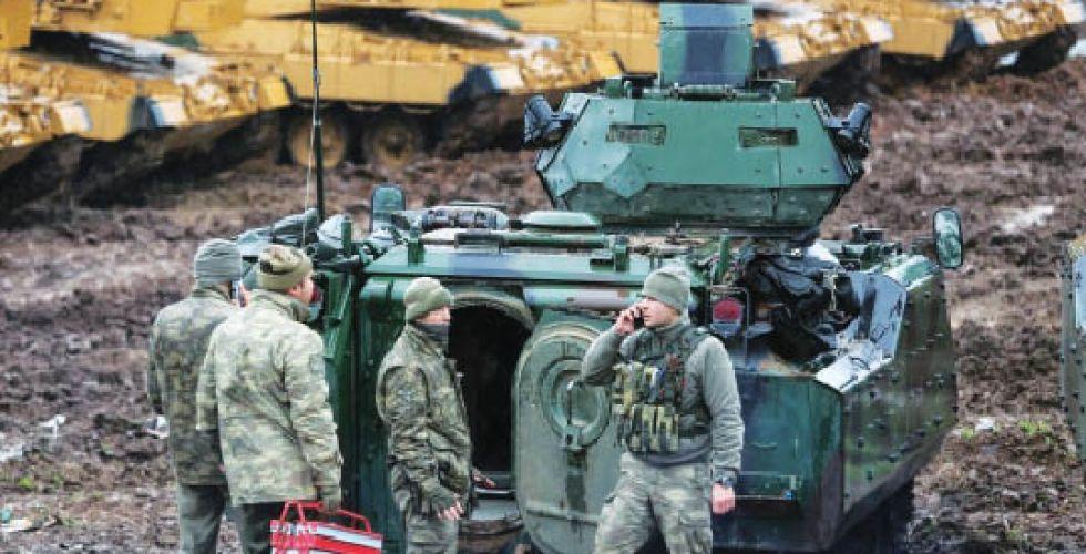 الجيش التركي يسيطر على طريق ستراتيجي ويواصل التوغل
