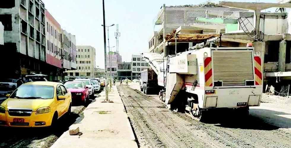 المرعيد يستقبل فرق متابعة تنفيذ البرنامج الحكومي