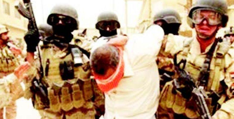 القبض على عدد  من المطلوبين بتهم مختلفة في بغداد وكركوك