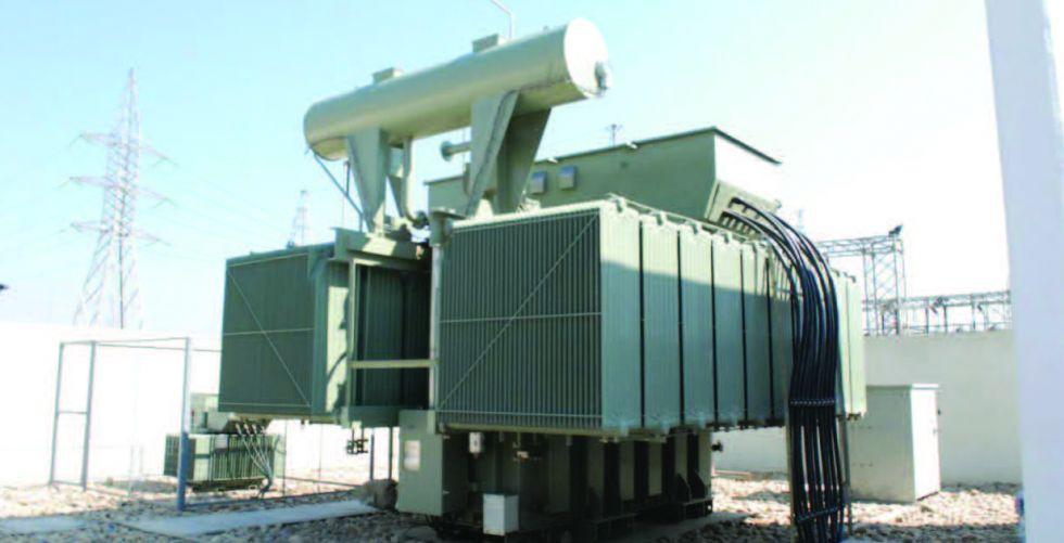 (سيمنس) تباشر تأهيل قطاعي نقل وتوزيع الكهرباء
