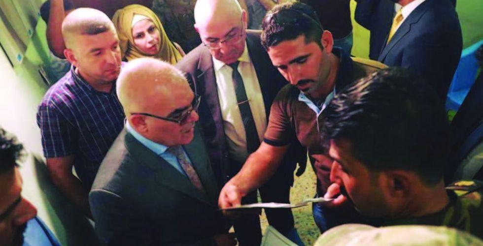مؤسسة الشهداء: غرفة عمليات لإنجاز معاملات شهداء التظاهرات