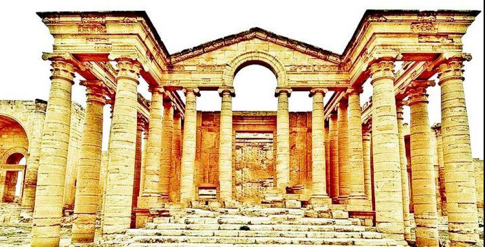 انطلاق المرحلة الثانية لإعمار مدينة النمرود الأثرية