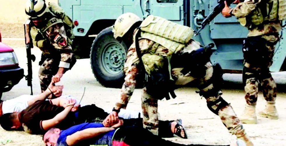 العمليات المشتركة: لاتوجد موافقة على بقاء القوات الأميركية في العراق