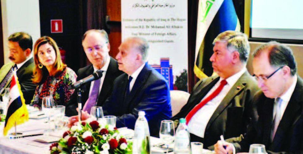 العراق والجامعة العربية يبحثان آخر المستجدات في البلاد