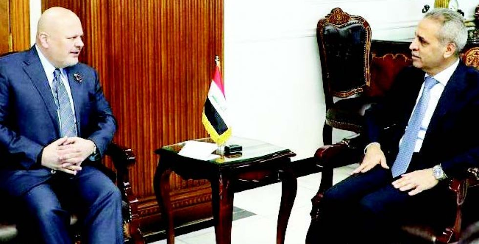 Iraq affirms its commitment to prosecute Iraqi or foreign terrorists Alsabaah-21417