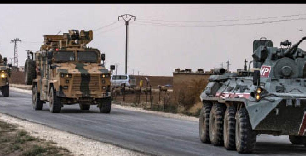 تدمير عشرات المواقع  للإرهابيين المحليين  والأجانب في ريف إدلب