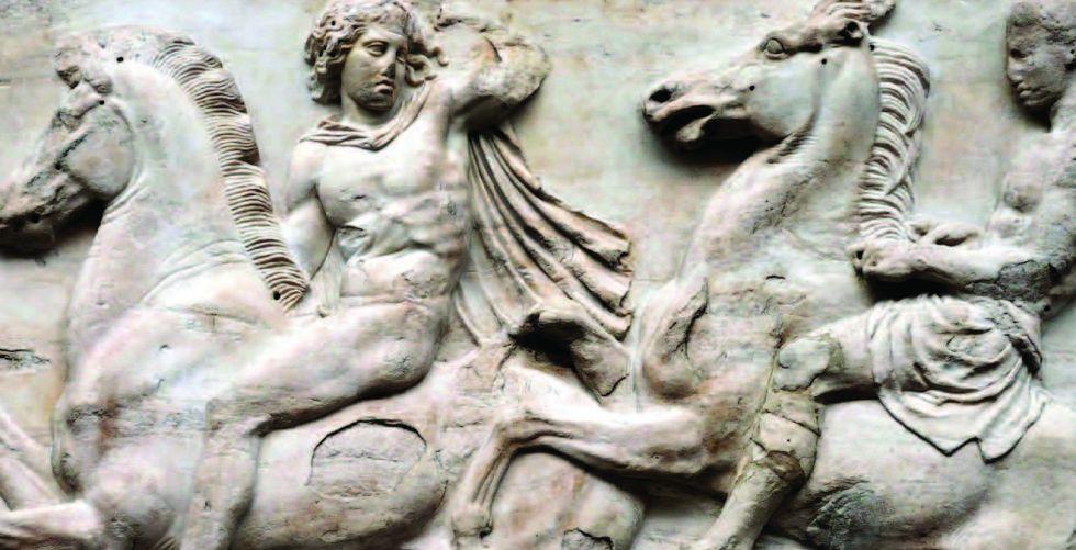 منحوتات البارثينون بين بريطانيا و اليونان