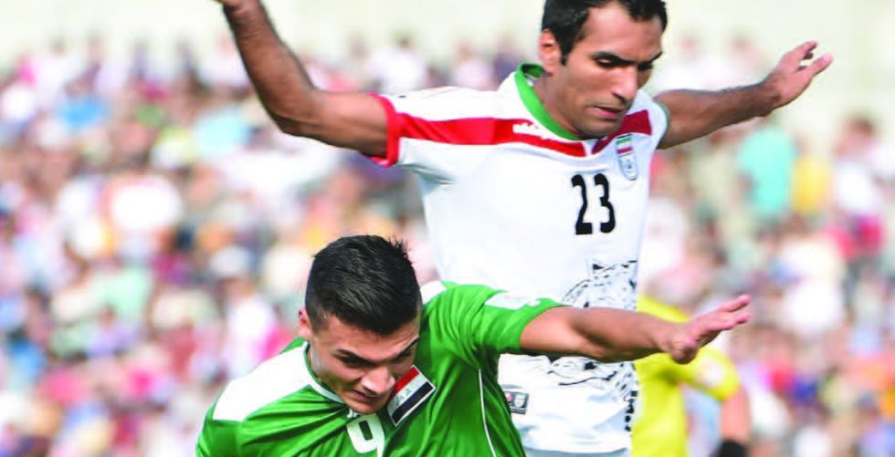 خلف: مباراة إيران صعبة وليست مستحيلة