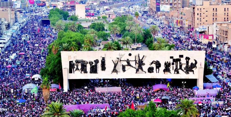 عبد المهدي: التظاهرات جاءت لتصحيح أخطاء متراكمة منذ 2003