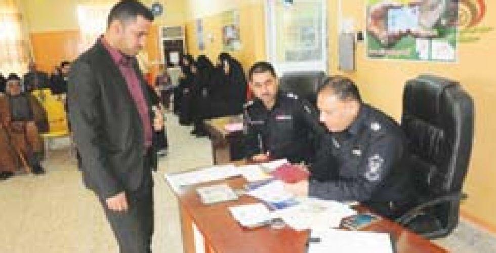 الداخلية: 274 مكتبا لمنح البطاقة الوطنية في بغداد والمحافظات