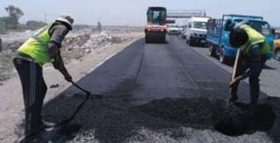 بلدية الحلة تنجز 85 بالمئة من خطة 2019