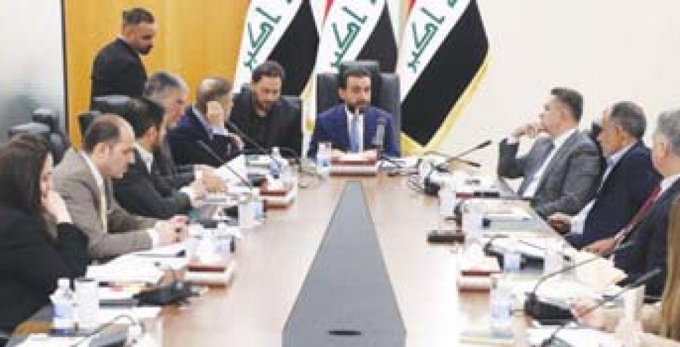 لجنة التعديلات الدستورية تواصل العمل لإنجاز مهامها بأسرع وقت