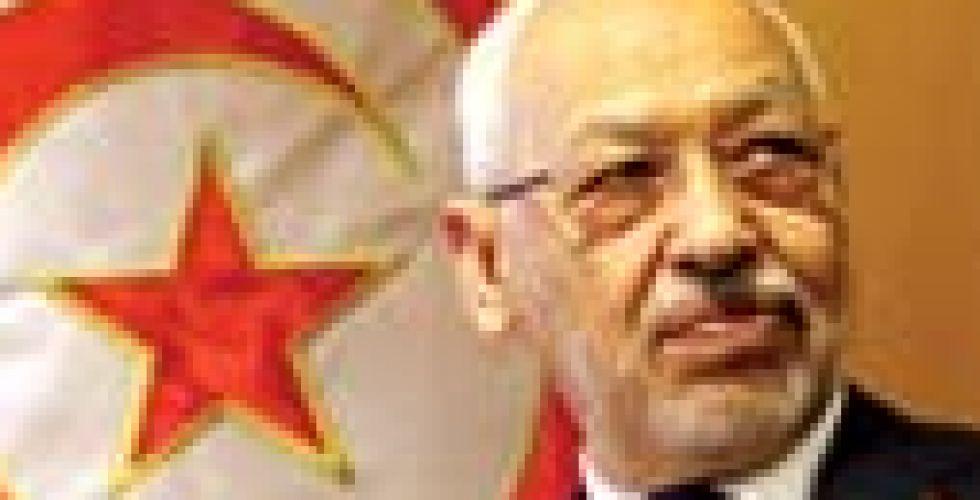 ترشيح الغنوشي لرئاسة  البرلمان التونسي