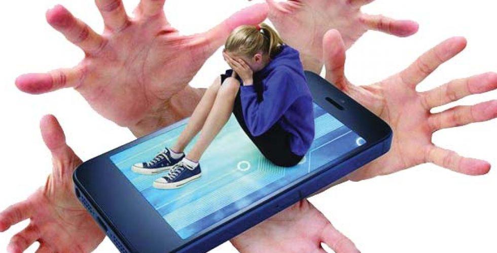 التنمُّر الالكتروني بين الصغار