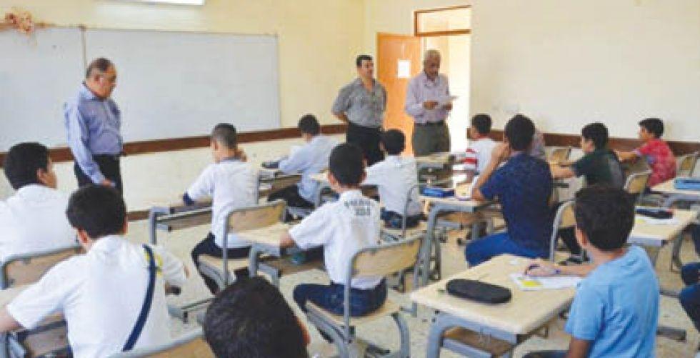التربية: تعويض ما فات الطلبة من حصص خلال انقطاع الهيئات عن الدوام