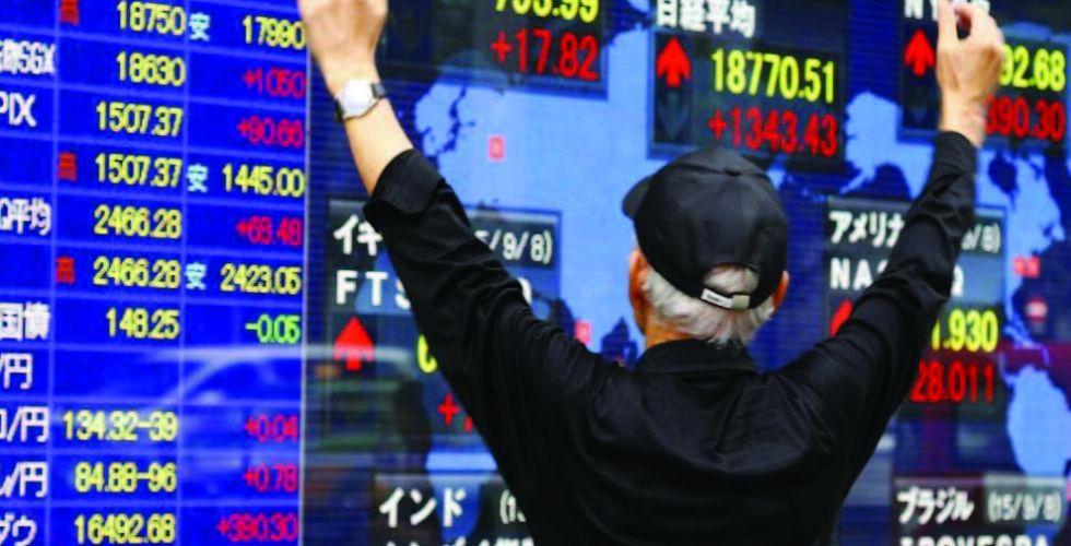 ارتفاعُ مؤشر الأسهم اليابانيَّة مع ضعف الين