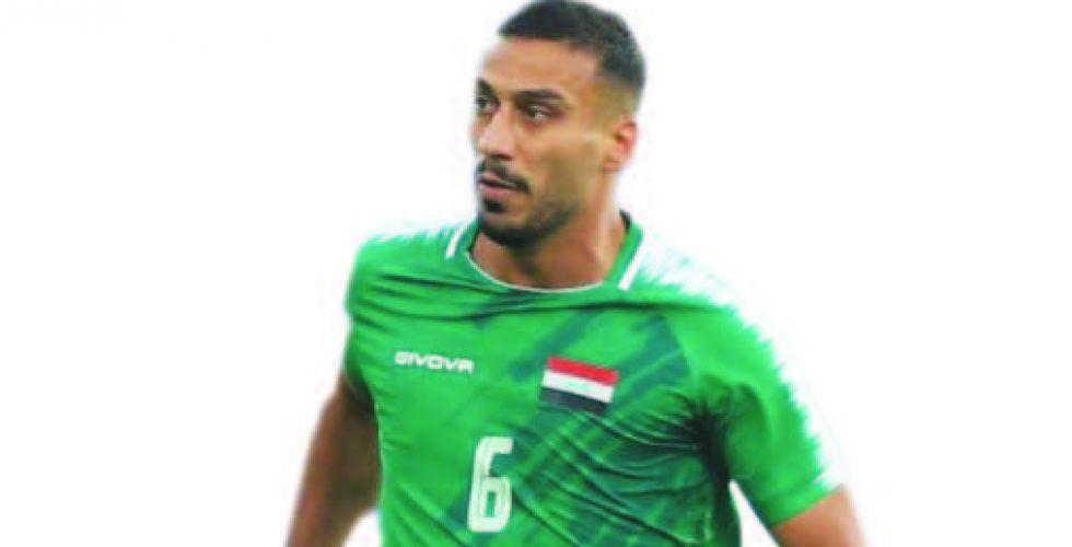 علي عدنان:  الجمهور ملح المباريات