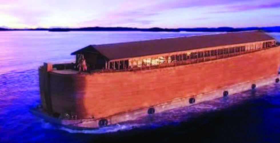 «سفينة نوح» ترسو في بريطانيا