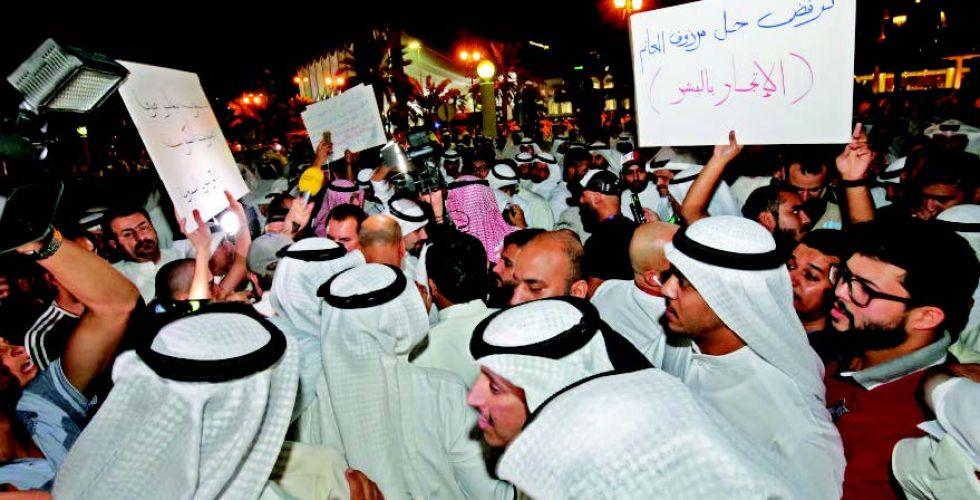جابر الصباح يعتذر عن تشكيل حكومة الكويت