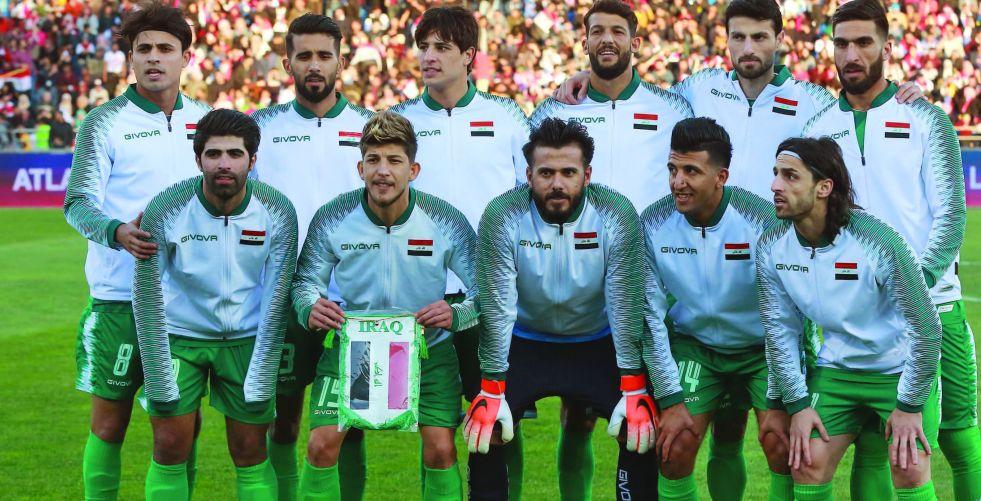 العراق يحافظ على صدارة مجموعته بتعادله مع البحرين