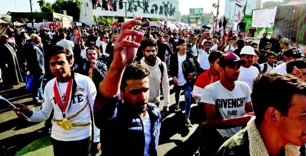 جهود مستمرة لتأمين التظاهرات .. ودعوات لفتح الحوار