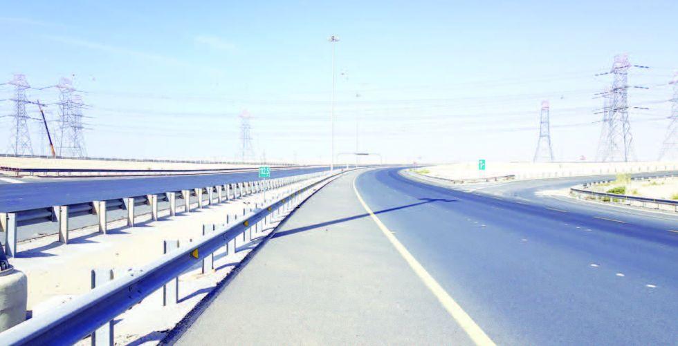 الإعمار: العام المقبل.. افتتاح طريق المرور السريع رقم 1 بعد تأهيله