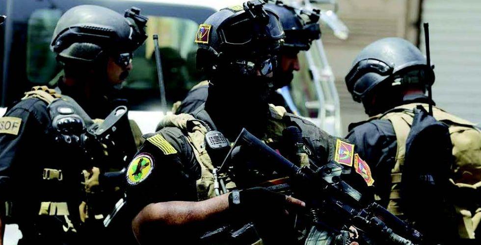 {الصقور} تقتل ستة إرهابيين في جبال بادوش
