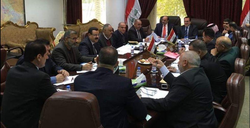 اليوم.. اجتماع للجنة الأمن لتحديد موعد استضافة وزير الدفاع