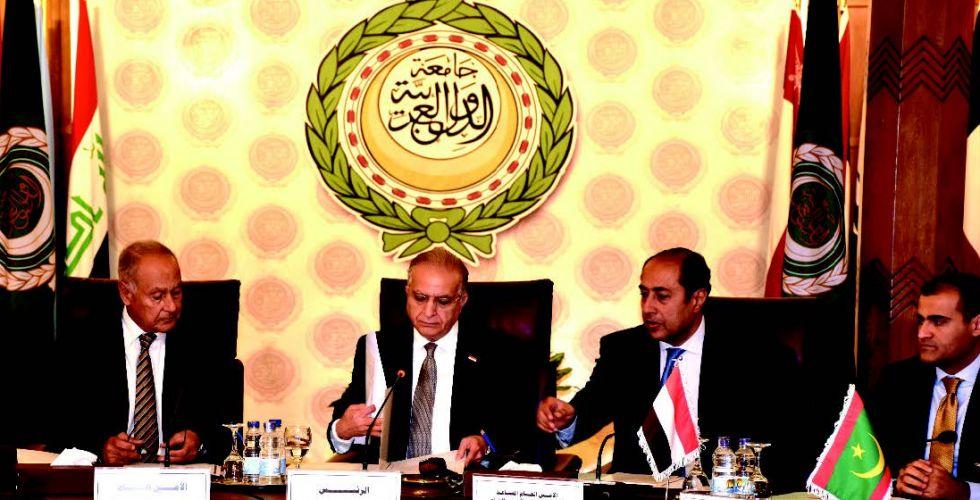 العراق يترأس الاجتماع الطارئ لوزراء الخارجية العرب