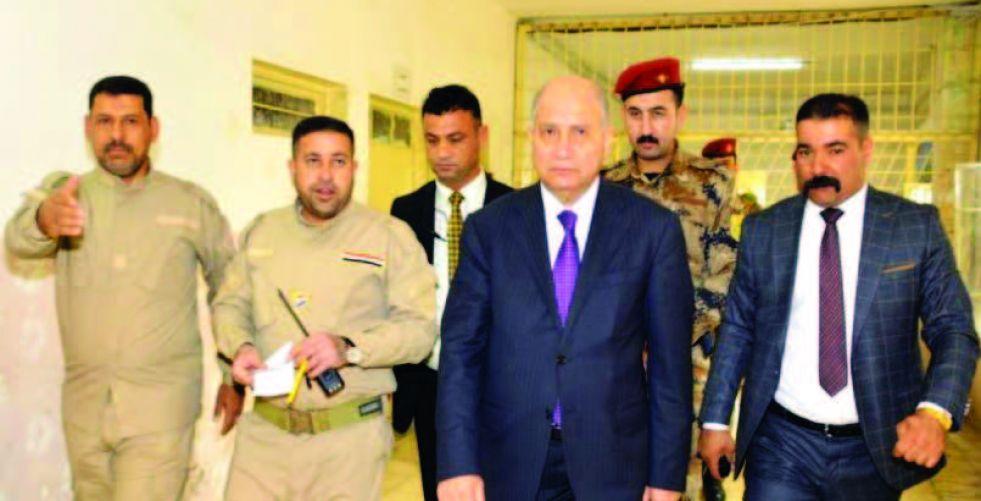 وزير العدل يشدد على تطبيق البرامج الإصلاحية