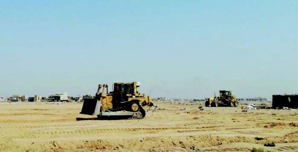 فرز 60 ألف قطعة  أرض سكنية في واسط