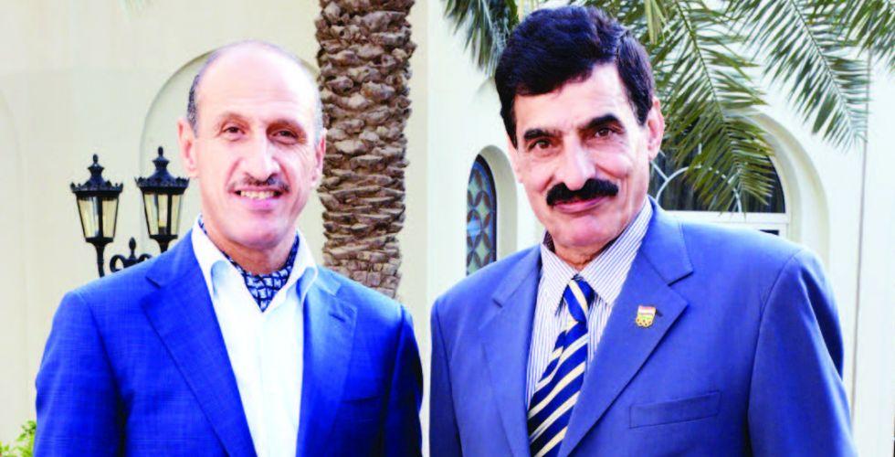 درجال ونصيف يؤكدان إمكانية تواجد العراق في نهائي الخليج