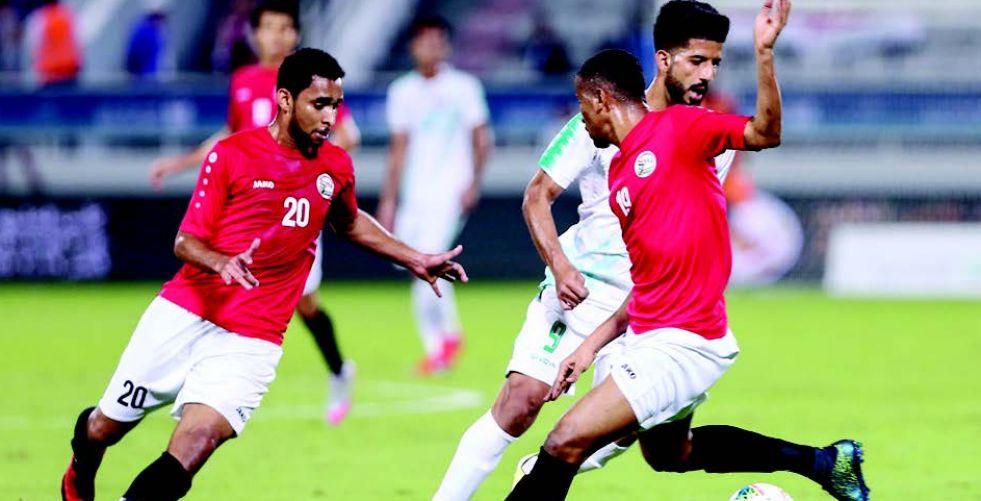الوطني يتعادل مع اليمن بأداء باهت