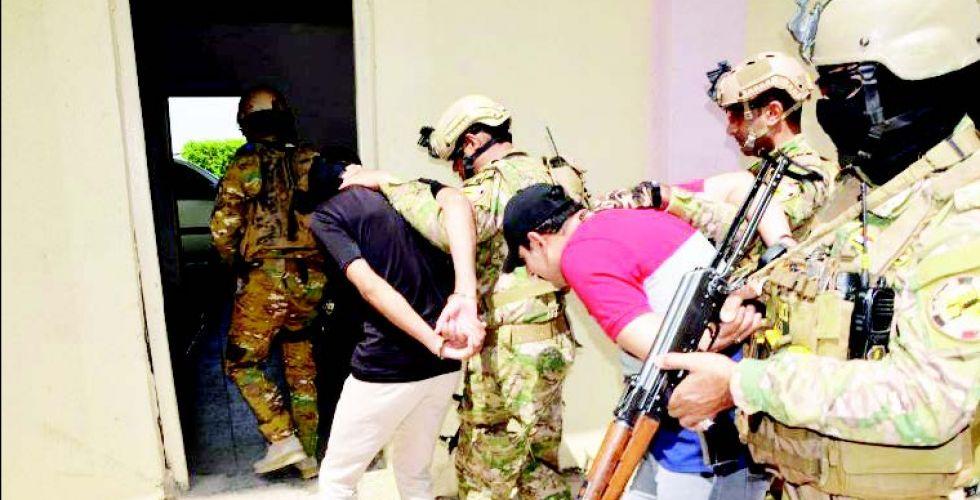 القبض على عصابة بحوزتها  كمية من «المخدرات»