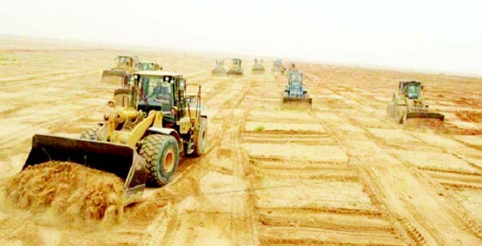 إطلاق قطع الأراضي للأسر الفقيرة في البصرة